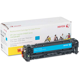 Buy Xerox 6R1486 Compatible Remanufactured Toner, 3100 Page-Yield, Cyan