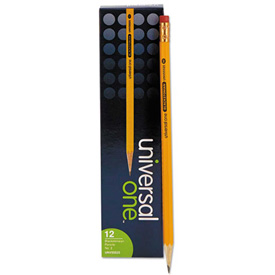 Blackstonian Pencils, #2.5, Medium Firm Lead, Dozen