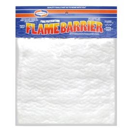"Flame Barrier - 12"" X 12"" - Pkg Qty 2"