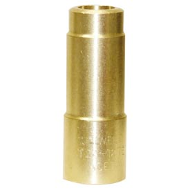"Acetylene Twister2 Tip End, Soft Solder Up To 3"" Or Silver Solder Up To 1 5/8"" - Pkg Qty 2"