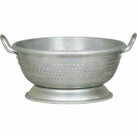 Click here to buy Update International Colander, 16 Qt., ACO-16C Package Count 6.