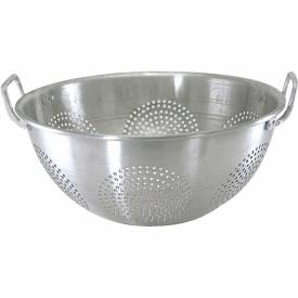 Click here to buy Update International Colander W/Handles, 16 Qt., ACO-16CH Package Count 6.
