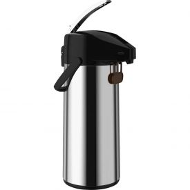 "Update International Airpot W/Lever Top, 3 Ltr., 14-5/8""H, Stainless Steel Lined,... by"
