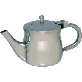 Update International Gooseneck Teapot, 10 Oz., GNS-10 Package Count 36 by