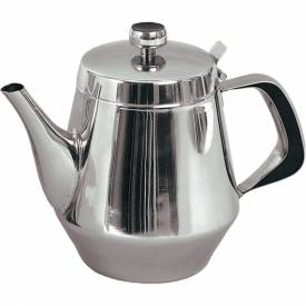 Update International Gooseneck Teapot, 48 Oz., GNS-48 Package Count 24 by