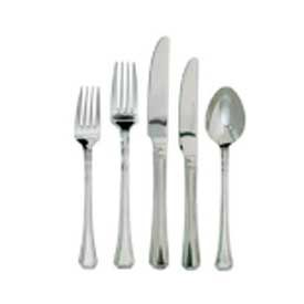 "Update International Imperial Salad Fork, 6-1/2""L x 1""W, 2-1/2mm, IM-806 Package Count 24 by"