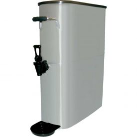 Update International Iced Tea Dispenser, 5 Gal., ITDS-5G by