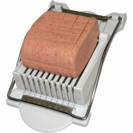 "Update International Luncheon Meat Slicer, 9""L x 5""W x 2""H, LMS-PP Package... by"