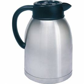 Update International Sup-R-ServVacuum Insulated. Coffee Server, 1-8/9 Ltr., SA-19B&O... by