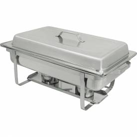 Update International Stackable Val-U-Chafer W/Stainless Steel Handle , SCC-19