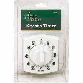 Update International 60 Min Mechanical Timer, 6/Cs, TIM-60LR Package Count 36 by