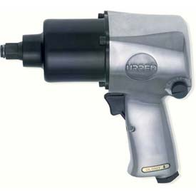 "Urrea Extra Heavy Duty Twin Hammer Pistol Grip Impact Wrench UP731, 1/2"" Drive, 7000 RPM by"