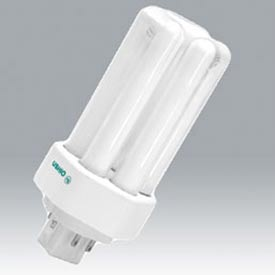 Ushio 3000203 Cf26t/827, Triple Tube, T4t, 26 Watts, 10000 Hours- Cfl Bulb - Pkg Qty 50