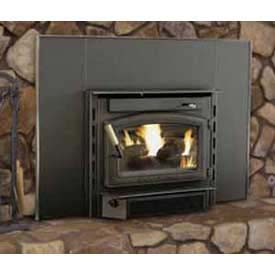 Vogelzang Colonial Epa Wood Stove Heater Insert, Tr004, 69600 BTU by