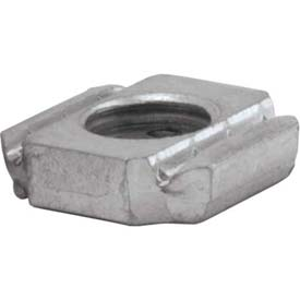 "Unistrut 1-5/8"" Channel Nut P1023egs, Electro-Galvanized, 3/4-10 - Pkg Qty 100"