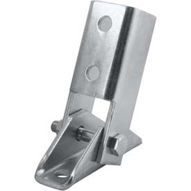 "Unistrut Strut Channel 1-5/8"" Adjustable Brace P2815eg, Electro-Galvanized - Pkg Qty 10"