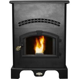 US Stove King Pellet Stove Heater, 5500M, 48000 BTU by