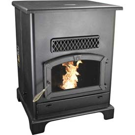 US Stove Pellet Stove Heater, 5520, 48000 BTU by