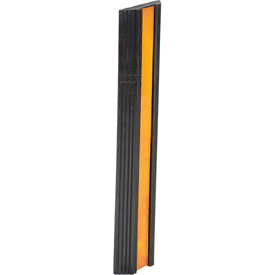 "Vestil Extruded Bumper Stop BS-24 - 24""L"
