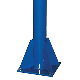 Extra Base Socket JIB-P-B for Vestil Multi-Station Transportable Jib Cranes