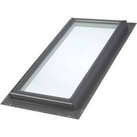 """VELUX Pan-Flashed Skylight QPF22302005, Tempered Glass, 24-3/16""""W X 32-3/16""""H"""