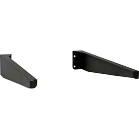 Buy DVR Lockbox Wall Mounting Arms Black