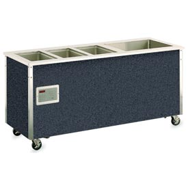 "Signature Server® - Hot/Cold Station Refrigerated 74""L x 28""W x 27""H"