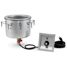 Soup Well Modular Drop-Ins - 7-1/4 Qt. 120V