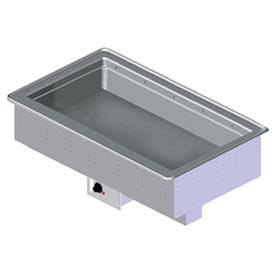 Bain Marie Drop-In 2 Well 120V