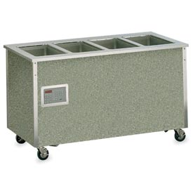 "Signature Server® - Hot Food Bases 4 Well 60""L x 28""W x 34""H"