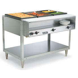 Servewell® 2 Well Hot Food Table 120V / 480W Ul