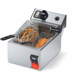 Vollrath, Cayenne Standard Duty Electric Fryers, 40706, Countertop Fryer, 10 Lb. by