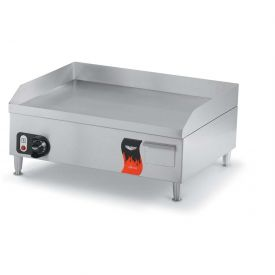 """Vollrath, Cayenne 24"""" Flat Top Electric Griddle, 40716, 13.6 Amps, 3000 Watts by"""