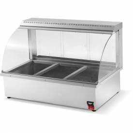 Vollrath, Hot Food Display Case, 40732 by