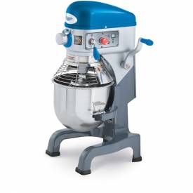 Vollrath, 20 Quart Mixer With Guard, 40757, 8 Amps, NSF by