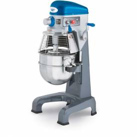 Vollrath, 30 Quart Mixer With Guard, 40758, 16 Amps, NSF by