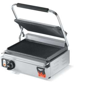 Vollrath, Cayenne Cast Iron Panini Style Plate Sandwich Press, 40794, US Only, 1800 Watts by