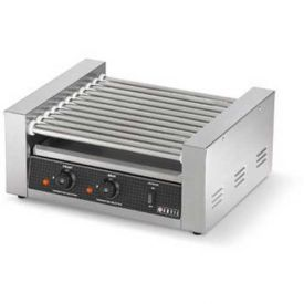 Vollrath, 18 Hot Dog Roller Grill, 40821, 7 Rollers, 560 Watts by