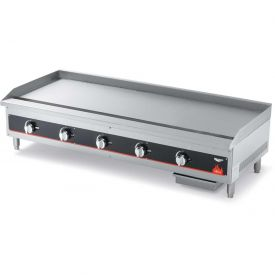 "Vollrath, Cayenne 60"" Manually Controlled Gas Griddle, 40840, 140000 BTU, 60"" X... by"