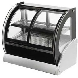 "Vollrath, Display Case, 40886, 36"" Cubed Glass, Refrigerated"