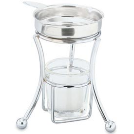 Butter Melter - Chrome Stand Only - Pkg Qty 12