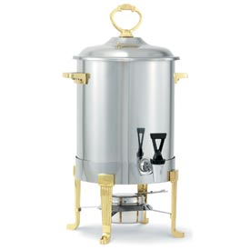 Classic Brass 3 Gallon Coffee Urn by