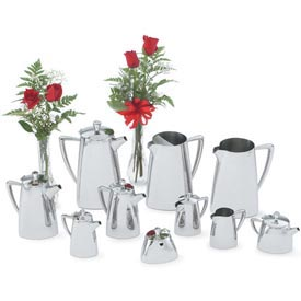 Triennium® Mirror-Finished Pitcher With Guard 2.3 Qt