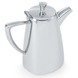 Triennium® Satin-Finished Coffee Pot 2.3 Qt - Pkg Qty 4