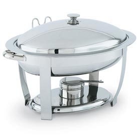 Water Pan For Orion 4 Qt Oval Chafer Package Count 6 by