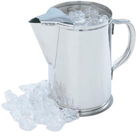 "2 Quart Water Pitcher - 7-1/4""H - Pkg Qty 6"