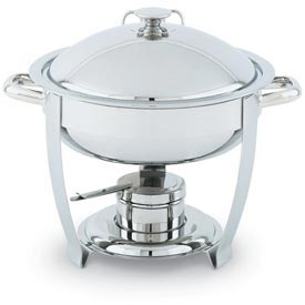 Cover For Orion® 6 Qt Round Chafer - Pkg Qty 6