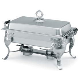 Royal Crest™ Oblong Chafer