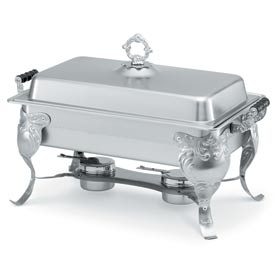 Dome Cover And Handle for Royal Crest Oblong Chafer by