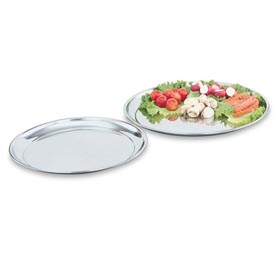 "Round Tray - 12"" Diameter - Pkg Qty 12"